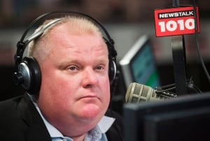 Mayor Rob Ford apologizes in wake of police announcement