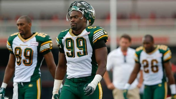 The Edmonton Eskimos finished one of the worst seasons in franchise history with a 4-14 record and missed out on the playoffs.