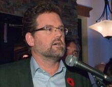 Maxime Pedneaud-Jobin election night Gatineau mayor win upset
