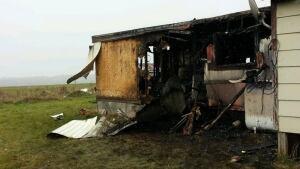 Inkerman Road fire