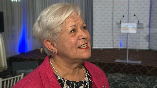Veteran politician Louise Harel lost her bid for a council seat in Ville-Marie.