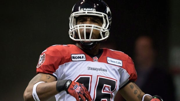 Stampeders receiver Marquay McDaniel suffered a high ankle sprain in the first half of Friday's 26-7 loss to B.C. and will miss the West final on Nov. 17. McDaniel surpassed 1,000 receiving yards for the first time in his career this season.