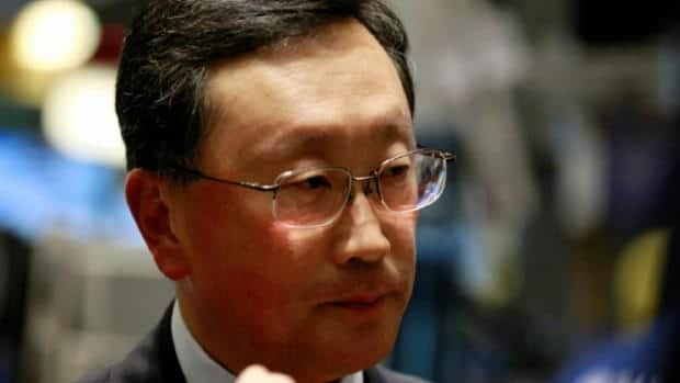 John Chen has been given a leadership role to turn around BlackBerry after the departure of Thorsten Heins. He says reports of the company's death are 'greatly exaggerated.'