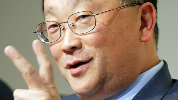 John Chen has been named the interim CEO of BlackBerry. An SEC filing revealed a rich payout package.