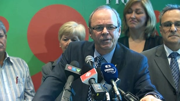 FTQ president Michel Arsenault says he's ready for retirement after so much media pressure.