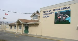 Coghlan Fundamental Elementary School, Langley B.C.