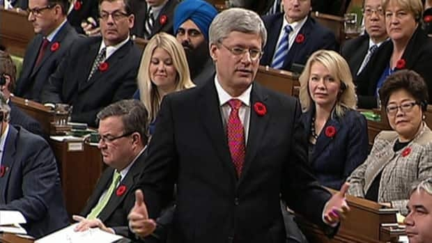 Harper says PMO not under investigation by RCMP