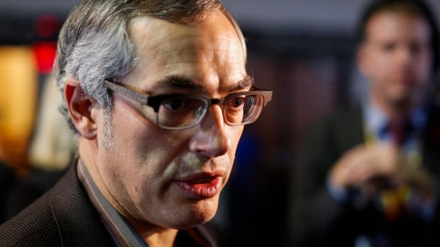 Tony Clement, president of the Treasury Board, told reporters Thursday he'll fight an interpretation from his own department in order to prevent senators Mike Duffy, Pamela Wallin and Patrick Brazeau being on pensionable time while suspended.
