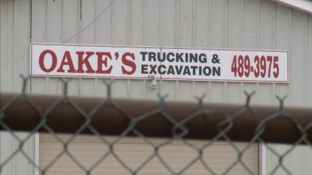 A John Deere mini-excavator was taken from Oake's Trucking & Excavation on Whitmore St. in Grand Falls-Windsor.