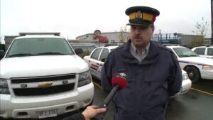 RCMP Const. Rory Jeddore
