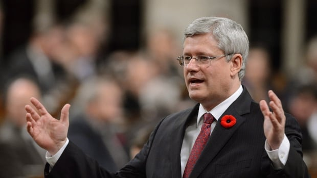 Prime Minister Stephen Harper said during question period on Thursday his office is not the subject of a Senate expenses probe by the RCMP.