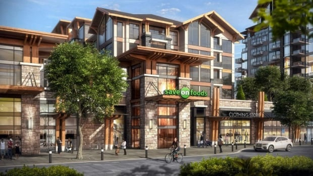 The plan for a new, denser town centre has caused major controversy in Lynn Valley.