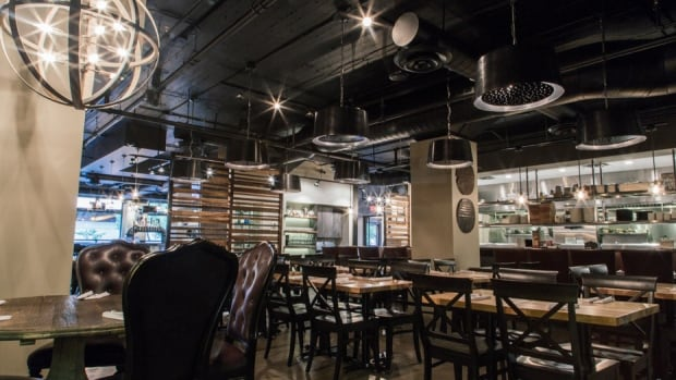 Briggs Kitchen and Bar located in Victoria Park aims for rustic comfort food.