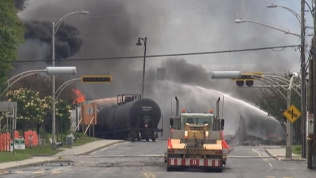 Ottawa is set to tighten railway safety, after the deadly accident in Lac-Mégantic last summer when 72 tankers full of volatile crude oil derailed and burned.