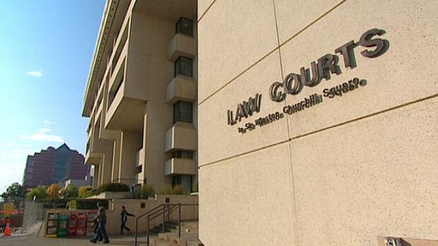 Edmonton law courts