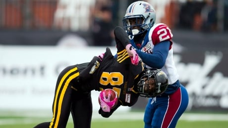 FBO CFL Tiger-Cats Alouettes 20131026