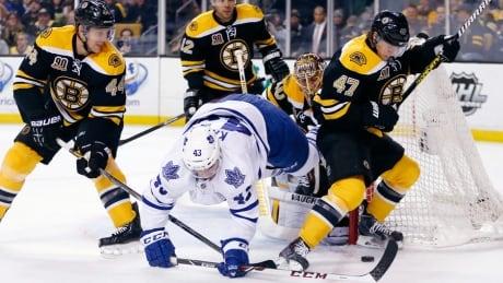 Leafs, Bruins