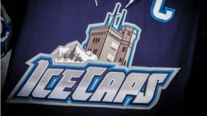 St. John's IceCaps newest team jersey