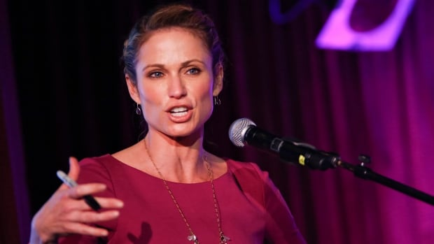 ABC News correspondent Amy Robach says she has breast cancer, a month after she was given a mammogram on the air for a Good Morning America story. She will have both breasts removed in surgery on Thursday. (Photo by Brian Ach/Invision for Advertising Week/AP Images, File)