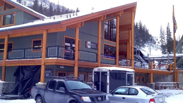 Several buildings are renovated at Sunshine Village after this summer's flood.