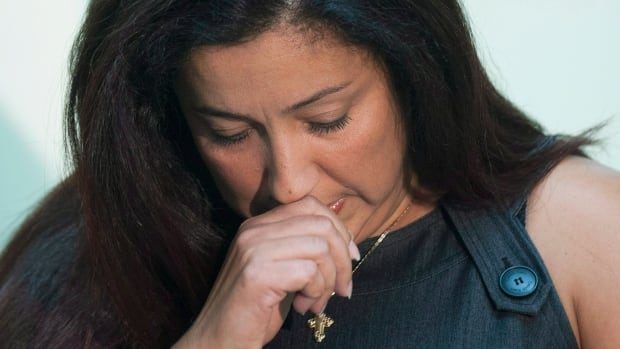 Independent MP Maria Mourani resigned from the Bloc Québécois in September after speaking out against the provincial government's proposed secular charter.
