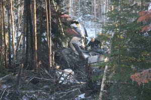 bearskin red lake crash