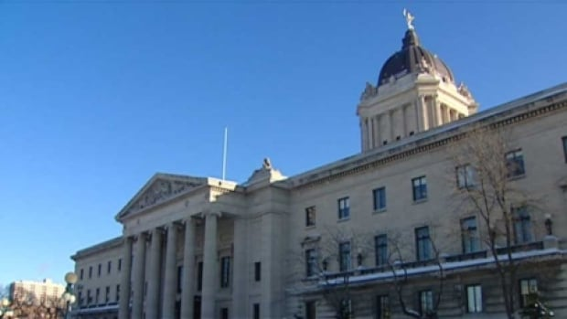 The province said the Red River may crest near Emerson Easter weekend.