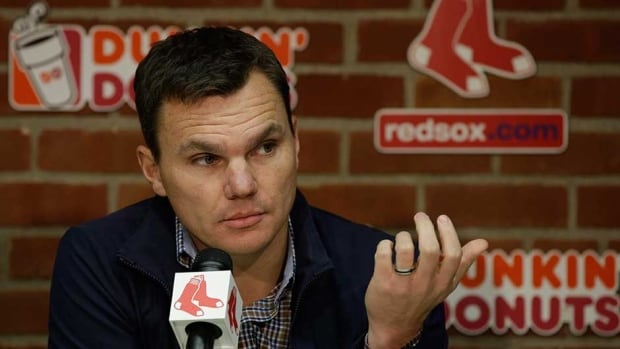 Boston Red Sox Vice President/General Manager Ben Cherington guided his club to a World Series title.