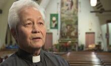 Father Pedro Arana Typhoon Haiyan Ottawa Filipino