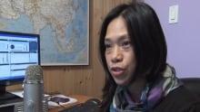 Regina Sosing host Tinig Pinoy Radio Typhoon Haiyan Ottawa