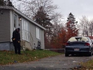 Shooting at Williams Heights house