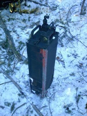 Bearskin Airlines black box, Red Lake crash