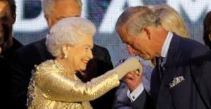 Britain Queen's Jubilee Concert