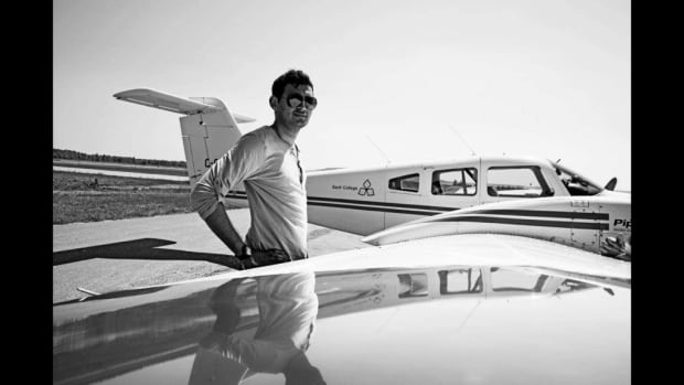 Ani Sawant, 25, was a pilot for Bearskin Airlines. He was killed when his plane went down in Red Lake Sunday.