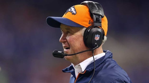 Denver Broncos head coach John Fox is holding out hope he will return to the sidelines this season.