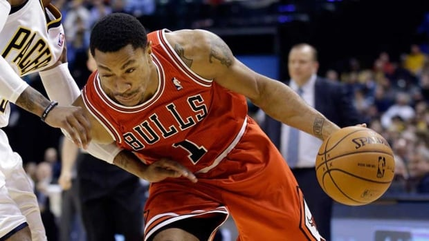 Chicago Bulls guard Derrick Rose has dealt with injury problems over the past couple of seasons.