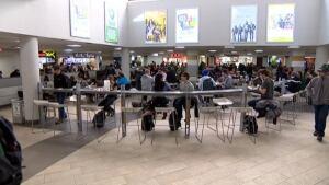 University of Saskatchewan students