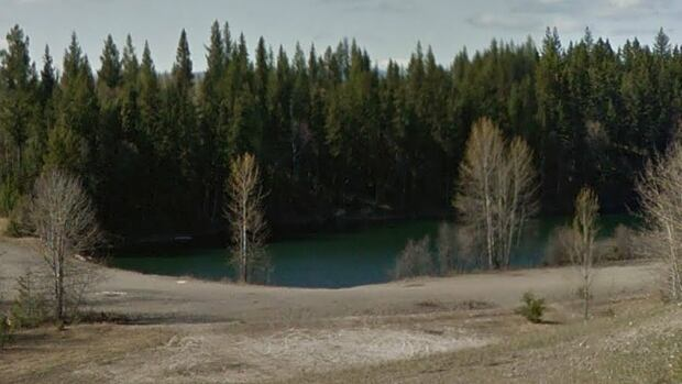 Johnathan Hansen, 27, was killed when his cabin burned down in an isolated area near Kwitzil Lake, in northern B.C.