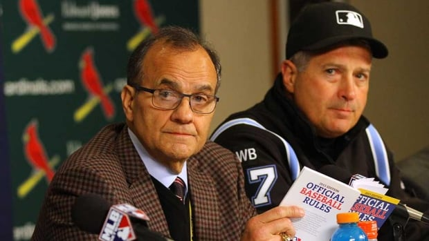 MLB Executive Vice President of Baseball Operations Joe Torre says changes to the rule book may be on the horizon.