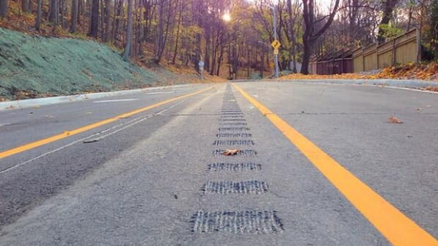 The Queen Street Hill, which sees about 20,000 vehicles a day, is finally reopened.