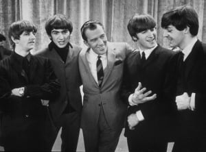 Ed Sullivan and the Beatles