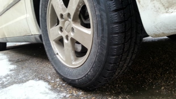 It's time to get out the snow tires again.
