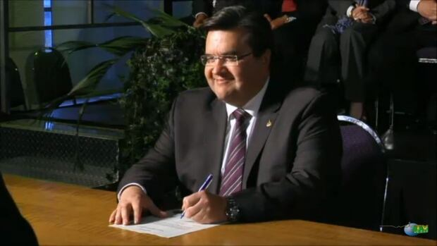 Denis Coderre, sworn in as Montreal's 44th mayor, says he wants to bring integrity back to the city.