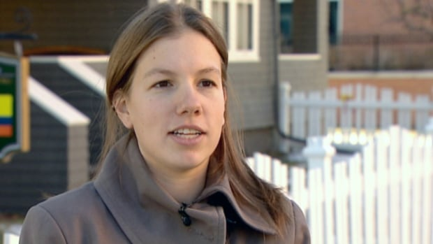 """Calgary's Nicole Imeson has been saving """"aggressively"""" for two years to buy her first home."""