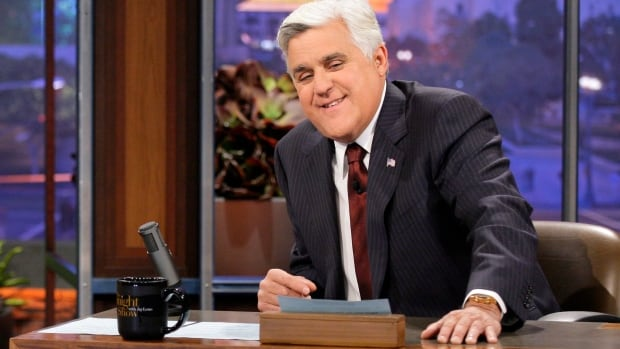 Jay Leno, the newest recipient of the Mark Twain Prize for American Humor, turned over the reins of The Tonight Show to Jimmy Fallon in February.
