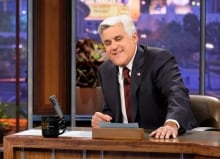 TV Tonight Show - Jay Leno