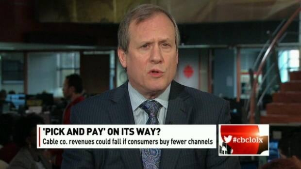Move to pick-and-pay TV