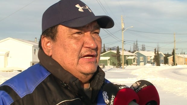 Gregory Rich has been elected as the new chief in the Innu community of Natuashish, in northern Labrador.