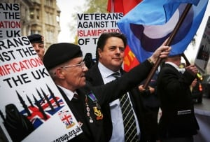 Lee Rigby-protest