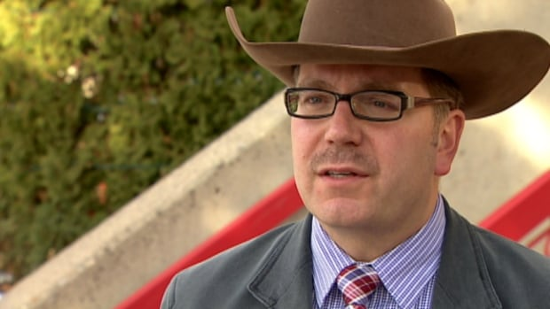 Kurt Kadatz, the Calgary Stampede's director of corporate communications, says the no-drug policy for the 2013 Calgary Stampede UFA Steer Classic Competition was clear.
